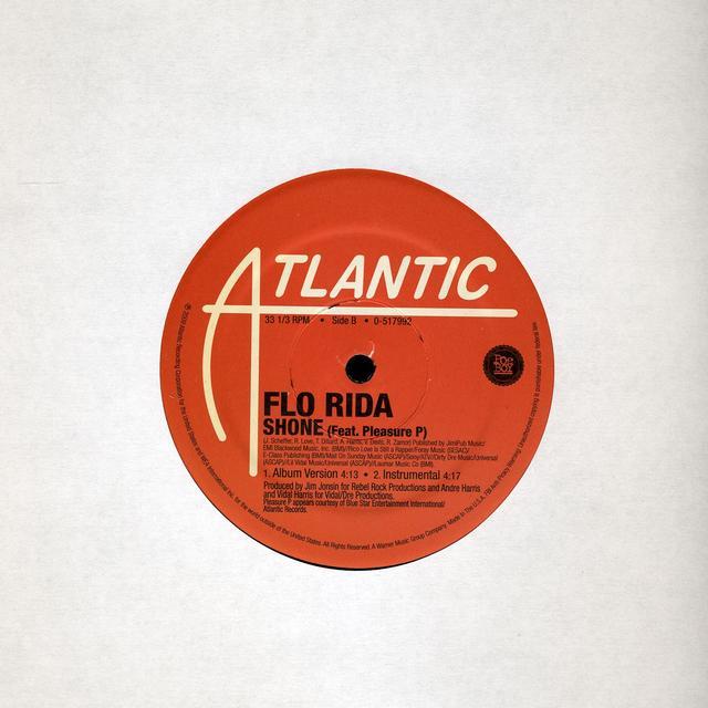 Flo Rida RIGHT ROUND Vinyl Record