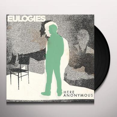 Eulogies HERE ANONYMOUS Vinyl Record