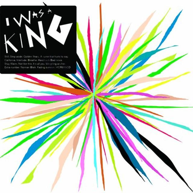 I WAS A KING Vinyl Record - 180 Gram Pressing
