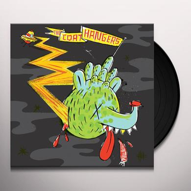 The Coathangers SCRAMBLE Vinyl Record - Digital Download Included