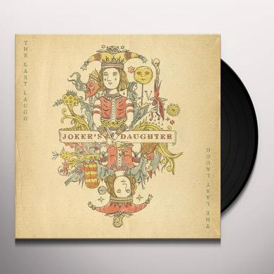 Joker'S Daughter LAST LAUGH Vinyl Record