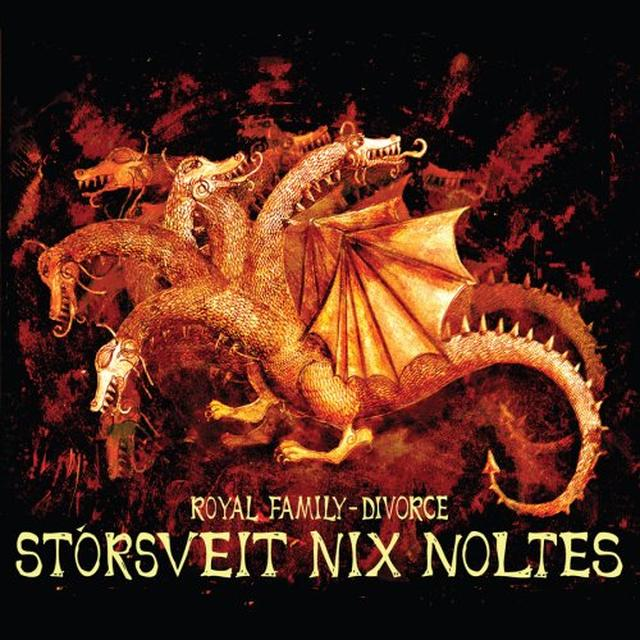 Storsveit Nix Noltes ROYAL FAMILY: DIVORCE (Vinyl)