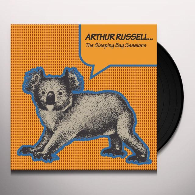 Arthur Russell SLEEPING BAG SESSIONS Vinyl Record
