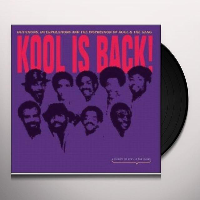 KOOL IS BACK: IMITATIONS INTERPOLATIONS / VARIOUS Vinyl Record
