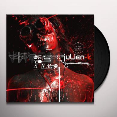 Julien-K DEATH TO ANALOG Vinyl Record - 180 Gram Pressing