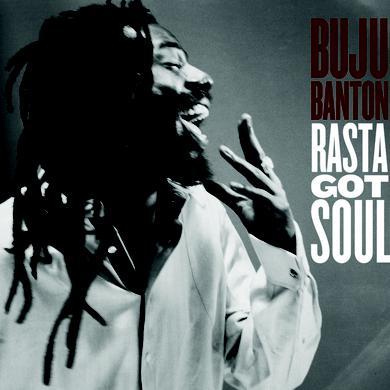 Buju Banton RASTA GOT SOUL Vinyl Record