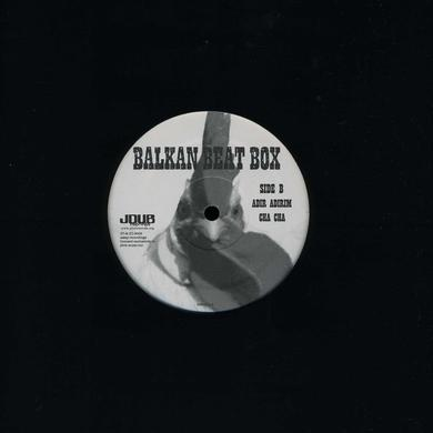 BALKAN BEAT BOX Vinyl Record
