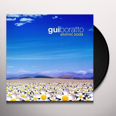 Gui Boratto ATOMIC SODA Vinyl Record