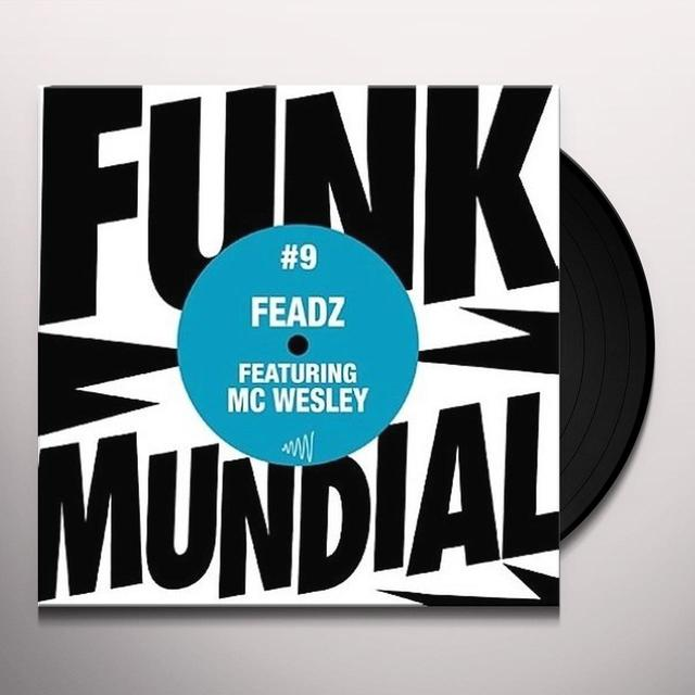 Feadz FUNK MUNDIAL #9 Vinyl Record