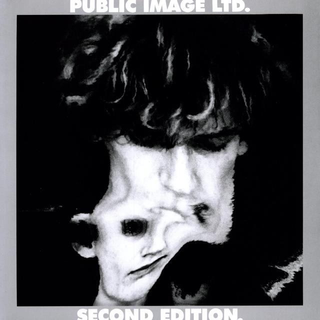 Public Image Ltd ( Pil ) SECOND EDITION Vinyl Record - 180 Gram Pressing