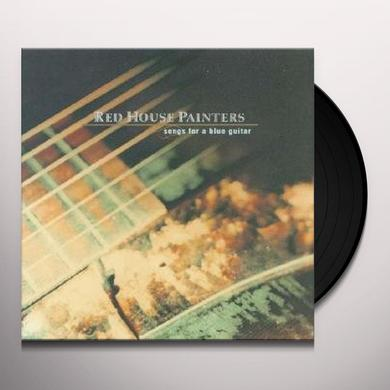 Red House Painters SONGS FOR A BLUE GUITAR Vinyl Record - 180 Gram Pressing