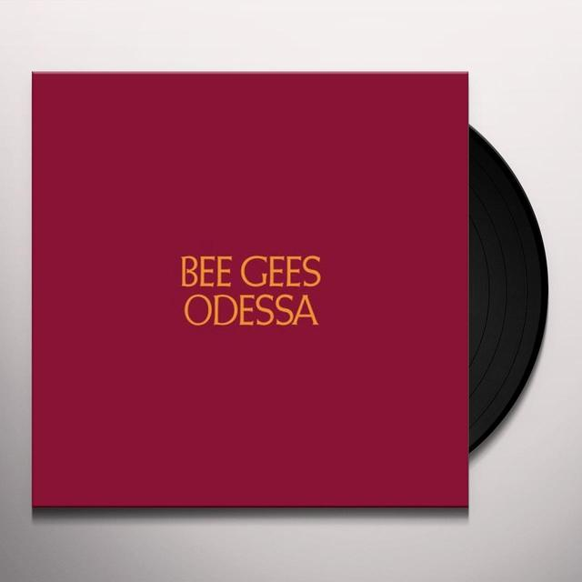 Bee Gees ODESSA Vinyl Record - 180 Gram Pressing, Remastered, Reissue