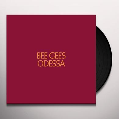 Bee Gees ODESSA Vinyl Record - 180 Gram Pressing, Remastered, Reissue