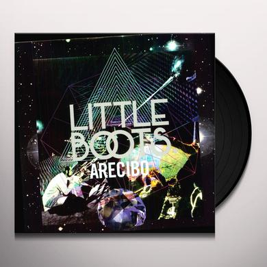Little Boots ARECIBO Vinyl Record