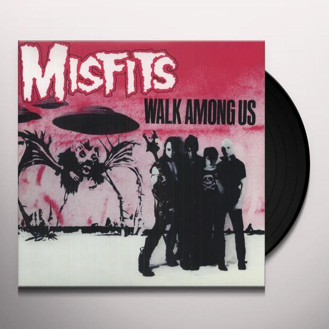 The Misfits WALK AMONG US Vinyl Record