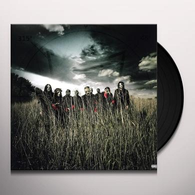 Slipknot ALL HOPE IS GONE Vinyl Record