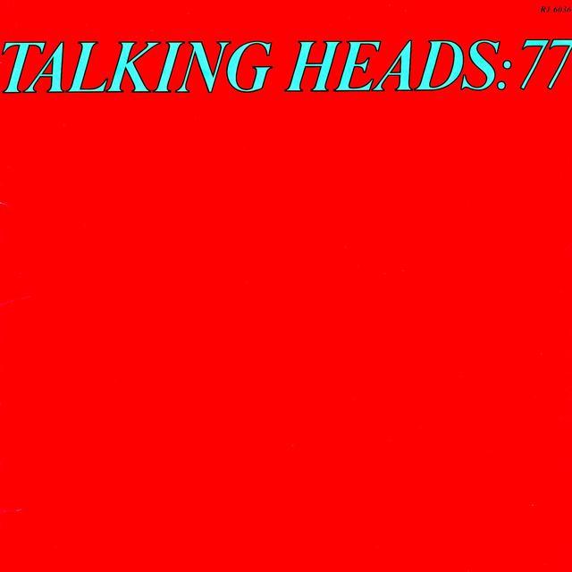 TALKING HEADS: 77 Vinyl Record