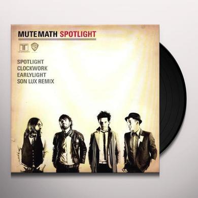 Mutemath SPOTLIGHT (EP) Vinyl Record