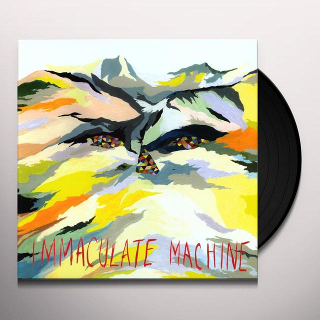 Immaculate Machine HIGH ON JACKSON HILL Vinyl Record