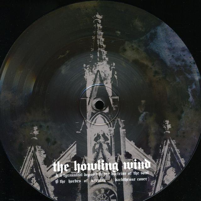 Howling Wind TYRANNICAL DEPOSIT IN THE DOCTERINE OF THE SOUL Vinyl Record