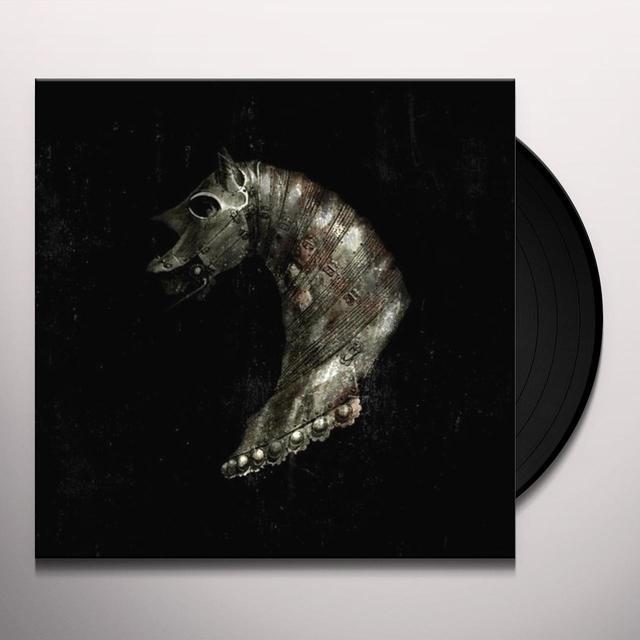 Black Math Horseman WYLLT Vinyl Record