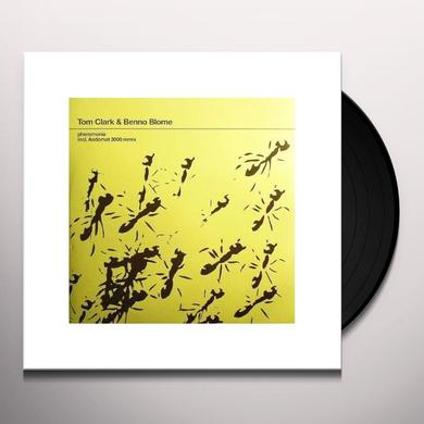 Tom Clark / Benno Blome PHEROMONIA Vinyl Record