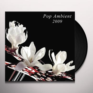 Pop Ambient 2009 / Various (W/Cd) POP AMBIENT 2009 / VARIOUS Vinyl Record