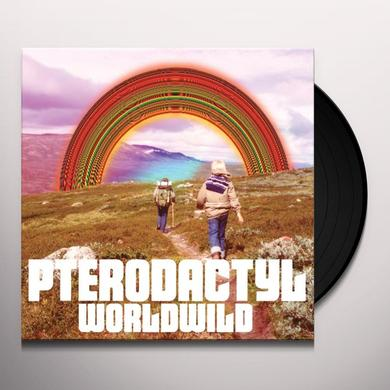 Pterodactyl WORLDWILD Vinyl Record