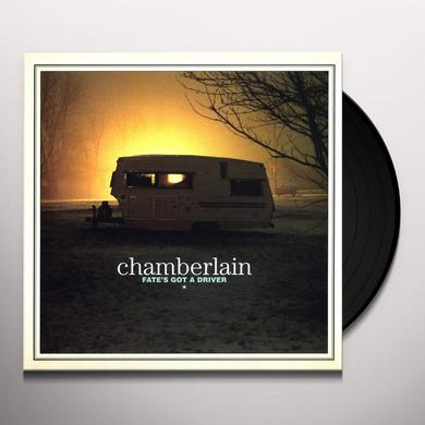 Chamberlain FATE'S GOT A DRIVER (COLORED VINYL) Vinyl Record
