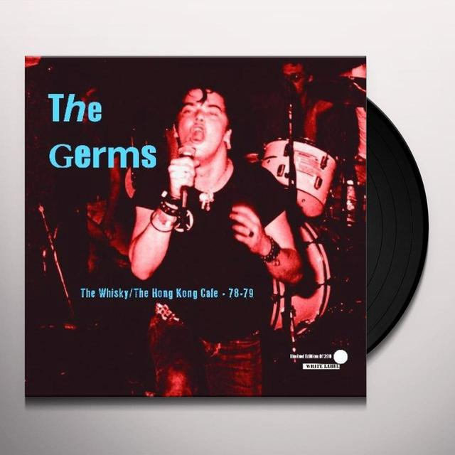Germs WHISKY & HONG KONG CAFE (LTD) (SPEC) (Vinyl)