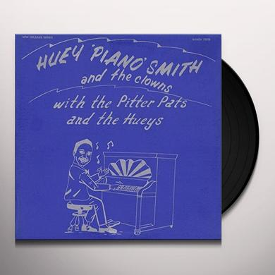 Huey (Piano) / Clowns Smith WITH THE PITTER PATS & THE HUEYS Vinyl Record