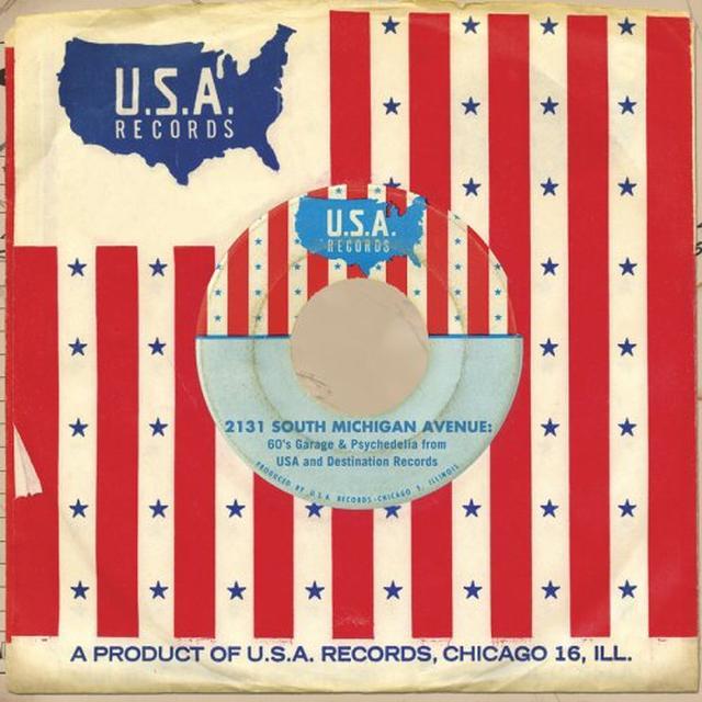 2131 SOUTH MICHIGAN AVENUE: 60'S GARAGE & / VAR Vinyl Record