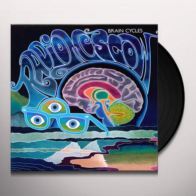 Radio Moscow BRAIN CYCLES Vinyl Record