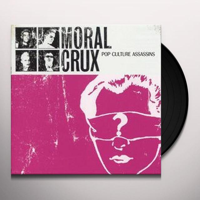 Moral Crux POP CULTURE ASSASSINS Vinyl Record