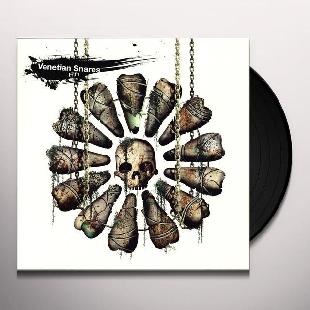 Venetian Snares FILTH Vinyl Record