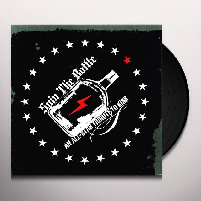 SPIN THE BOTTLE: TRIBUTE TO KISS / VARIOUS Vinyl Record