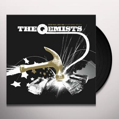 The Qemists DEM NA LIKE ME Vinyl Record - Limited Edition
