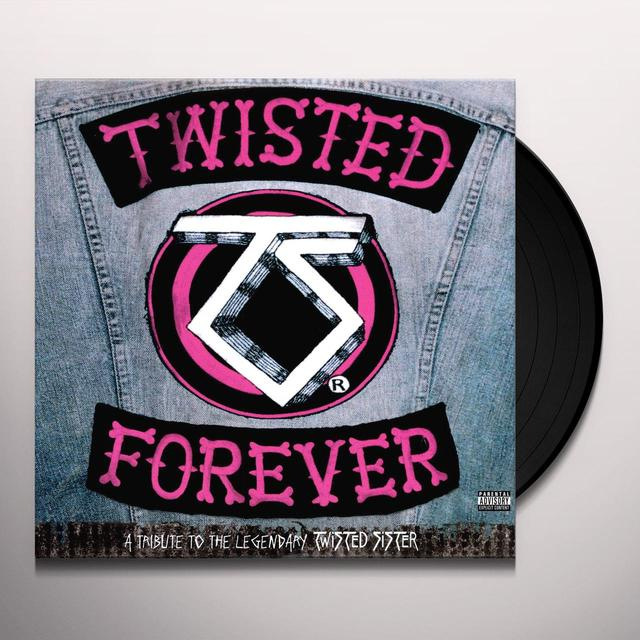 TWISTED SISTER TRIBUTE / VARIOUS Vinyl Record