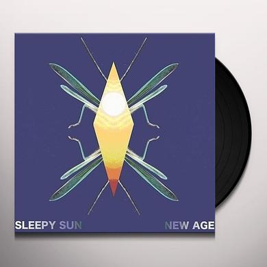 Sleepy Sun NEW AGE Vinyl Record