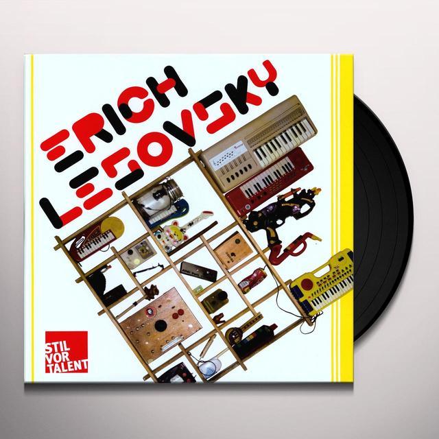 Erich Lesovsky BELL A DONNA Vinyl Record