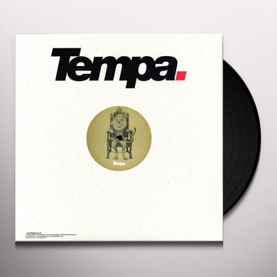 Horsepower Productions DAMN IT / KINGSTEP Vinyl Record