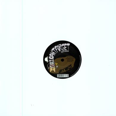 Jay Haze I CAN'T FORGET Vinyl Record