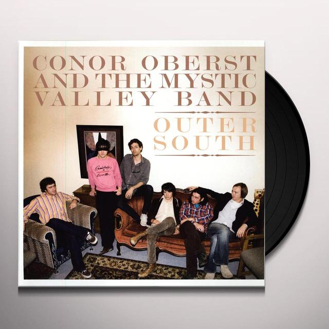 Conor / Mystic Valley Band Oberst OUTER SOUTH Vinyl Record - 180 Gram Pressing