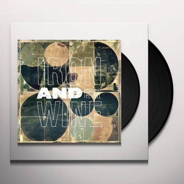 Iron & Wine AROUND THE WELL Vinyl Record