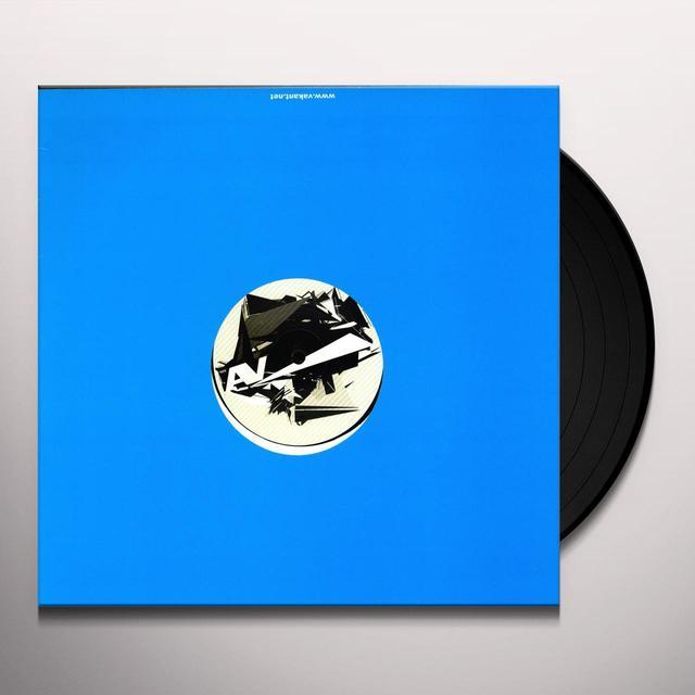Tolga Fidan / Anthony Collins VIOLENTE / CADENCE Vinyl Record