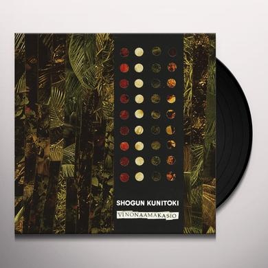 Shogun Kunitoki VINONAAMAKASIO Vinyl Record