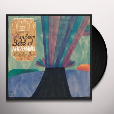 NOT GIVEN LIGHTLY: TRIBUTE TO GIANT GOLDEN / VAR Vinyl Record