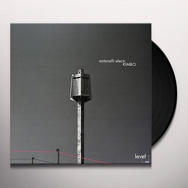 Antonelli Electr KIMBO Vinyl Record