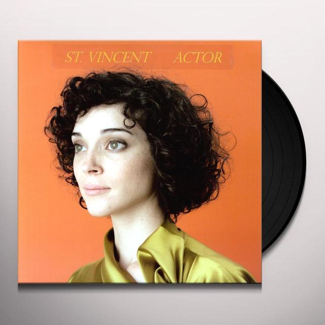 St Vincent ACTOR Vinyl Record