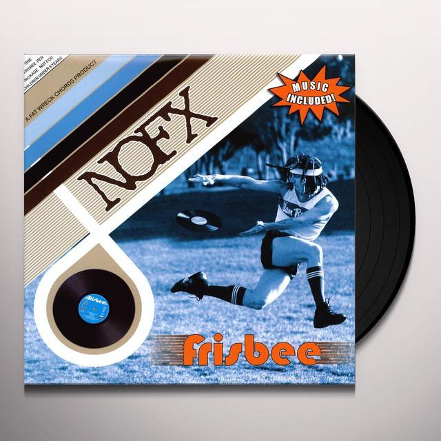 Nofx FRISBEE Vinyl Record